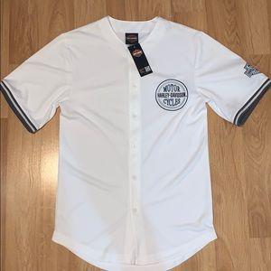Harley Davidson Jersey